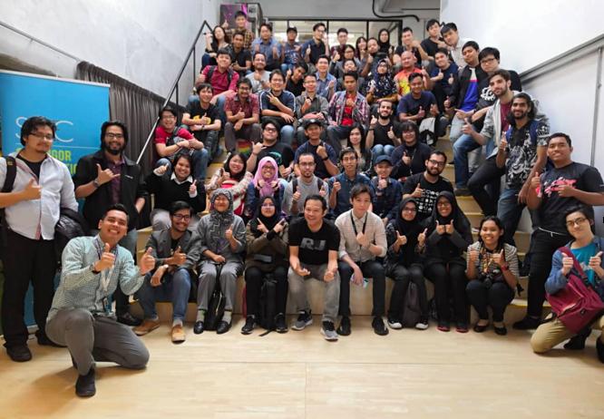 1st XRA Meet Up Group Photo